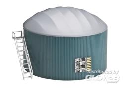 Biogasanlage für SIKU