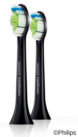 Die Aufsteckbürsten zum polieren der Zähne