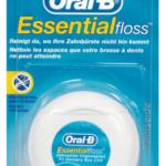 ungewachste Zahnseide von Oral-B für breite Zahnzwischenräume